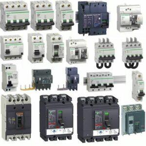 Основные виды промышленных выключателей