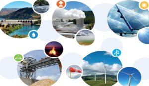 Виды возобновляемой энергии