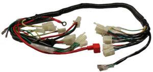 Электрические провода в легковых автомобилях