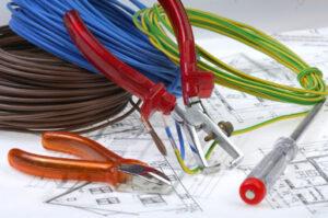 Способы монтажа проводов