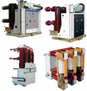 Классификация высоковольтных выключателей